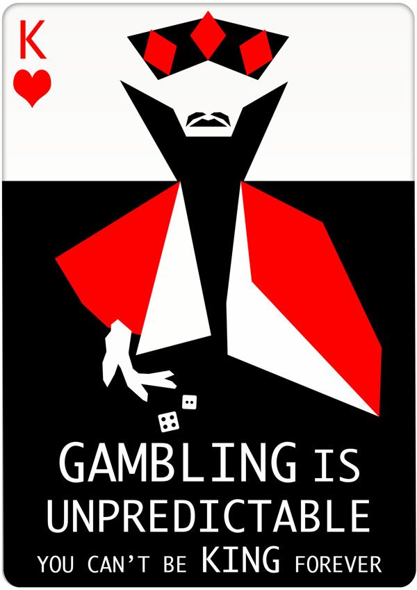 Anti gambling gone wrong