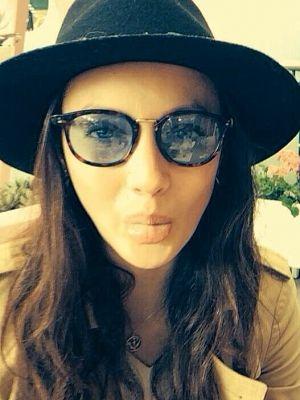 Matilda Lowther in Taylor Morris Eyewear