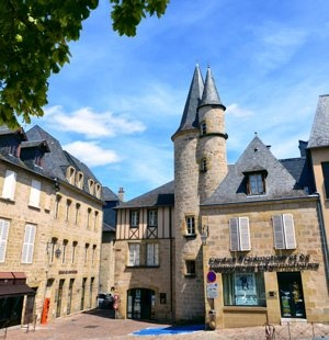 Brive-la-Gaillarde,Corrèze.