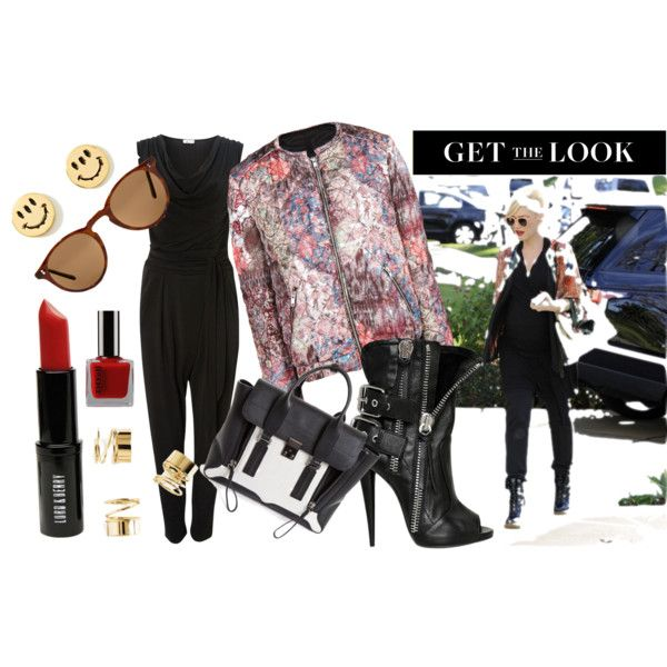 """Get the Look: Gwen Stefani"" by hawkeye4 on Polyvore"