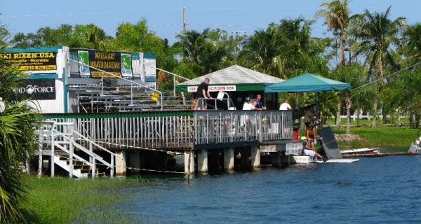 2-for-1 Offer: SKI RIXEN AT QUIET WATERS PARK Buy 1 hour, get the 2nd hour free. Cable waterskiing and wakeboarding, basic equipment is included. Knee boarding, water skiing, slalom ski, wake skate. Life jacket and helmet. Must be 12 and older. (954) 429-0215