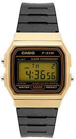 Casio Men's Black and Gold Digital Watch #casio #newarrivals #men #women #style #giftideas #watches
