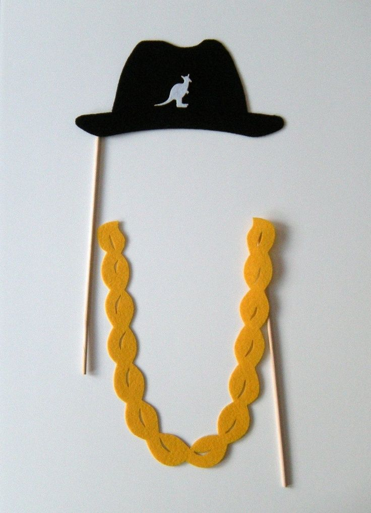 run dmc photobooth props | Photobooth Prop Run DMC on a stick | White Swan / Black Swan / Swan ...