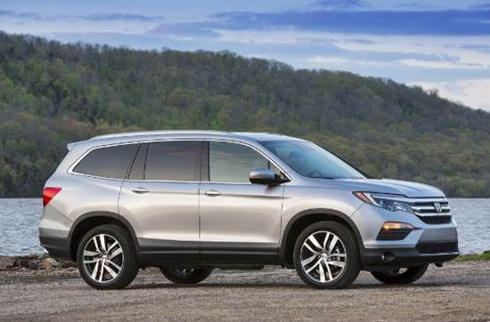 2017 Honda Pilot's Price Hike Justified  - The all-new Honda Pilot has seen a slight value climb f...