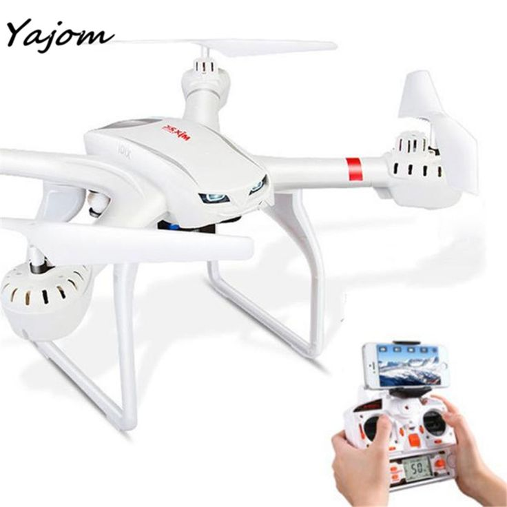 2017 New Hot Sale MJX X101 2.4G 3D Roll FPV Wifi RC Quadcopter Drone Helicopter 6-Axis Toy Brand New High Quality Mar 1 ** AliExpress Affiliate's buyable pin. Detailed information can be found on www.aliexpress.com by clicking on the image