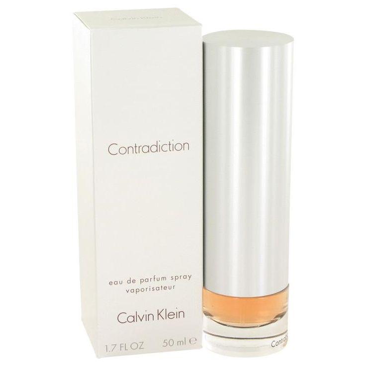 Contradiction Eau De Parfum Spray By Calvin Klein