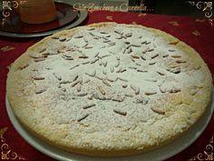 torta della nonna microonde crisp