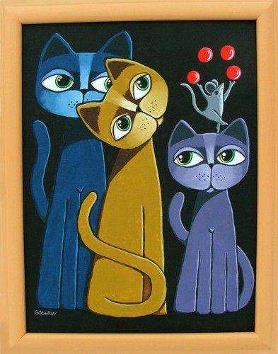 Cats - GOSHRIN