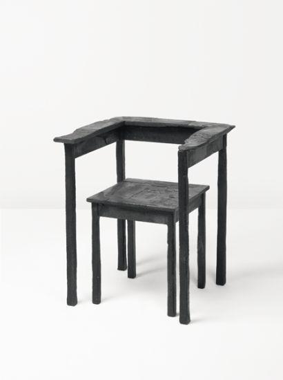 """Maarten Baas,""""Table-Chair"""""""