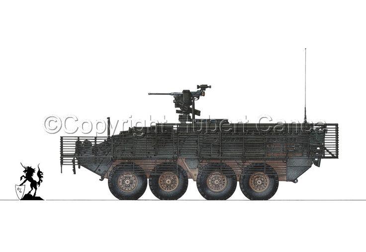 """M1126 """"Страйкер"""""""