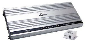 Lanzar OPTI700X2 Optidrive 2800 Watt 2 Channel Competition Class Mosfet Amplifier by Lanzar. Save 64 Off!. $332.00. Lanzar's newly designed Optidrive amplifiers bring both quality and power -- this dynamic 2800 watt, 2-channel amplifier is it. Versatile and powerful, this high-performance amp delivers high fidelity audio with unprecedented clarity. You'll be amazed at the textures and richness of the bass this amp produces with its state-of-the-art bass boost circuit and electroni...
