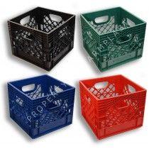 Buy milk crates, plastic milk crates online.