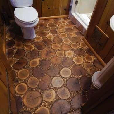 Diy cheap flooring alternatives gurus floor for Inexpensive flooring alternatives