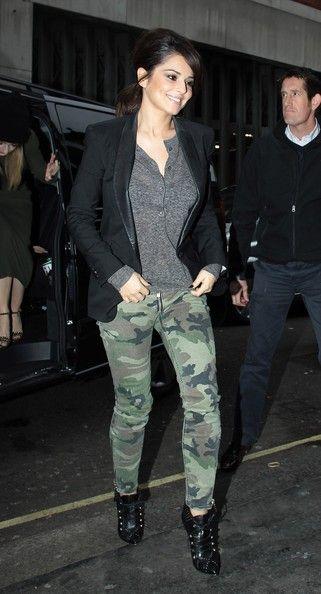 Cheryl Cole Print Pants