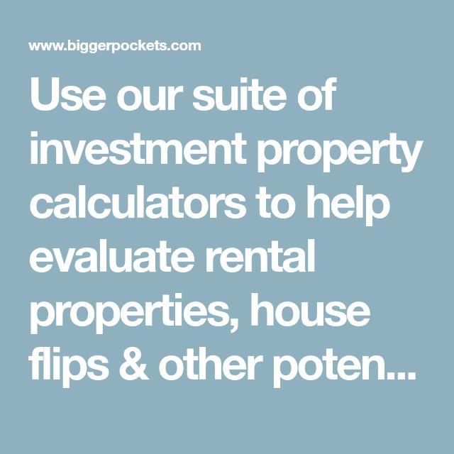Einzigartige Investment Property Ideen Auf   In