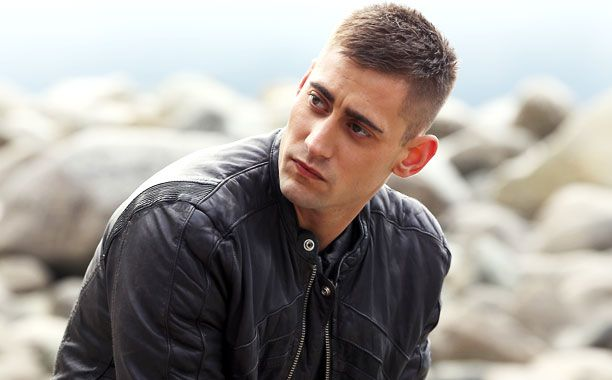 Michael Socha set to join 'Once Upon a Time' as series regular — EXCLUSIVE | EW.com wait what