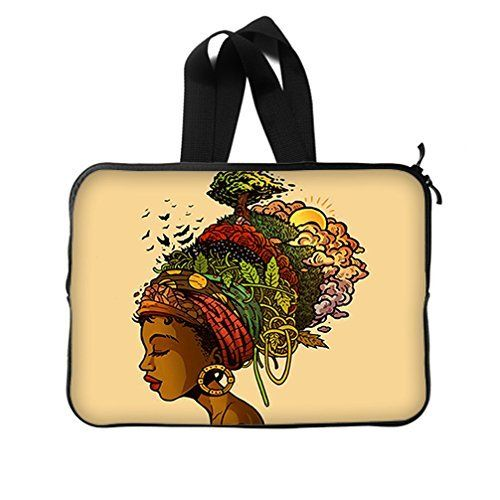New Trending Briefcases amp; Laptop Bags: JIUDUIDODO Custom Gift Mothers Day African Woman Neoprene Laptop Sleeve 10 Laptop Briefcases Handbags (Twin Sides). JIUDUIDODO Custom Gift Mother's Day African Woman Neoprene Laptop Sleeve 10″ Laptop Briefcases Handbags (Twin Sides)   Special Offer: $20.99      388 Reviews Delivery time: Usually 7 to 15 days you can receive your item, we are faster than other stores. We provide a DHL...