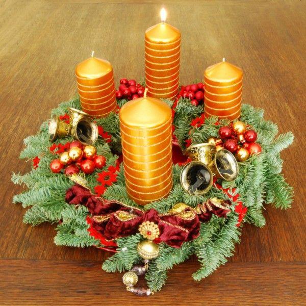 Vánoční tématika na podzimní večer - Koledy, Novoroční přání, Jmelí a další