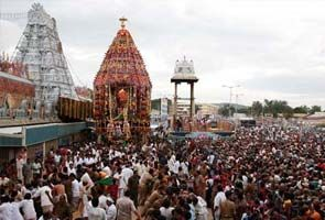 Andhra Pradesh top tourist destination : Tourism Ministry - Tirupati temple attracting hordes of visitors, Andhra Pradesh has become the top tourist destination in the country recording 155.8 million domestic tourists last year.