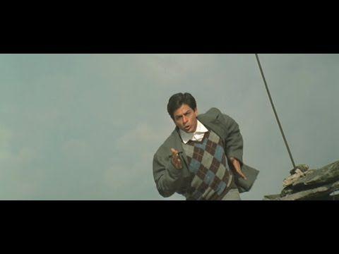 Main Hoon Na 720p Bluray | Best Scene | Shahrukh Khan - YouTube
