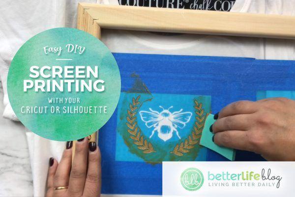 Christmas Tree Truck Sign Tutorial Plus Tips To Prevent Bleeding Diy Screen Printing Screen Printing Silk Screen Printing Diy