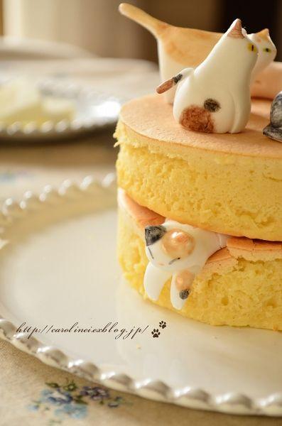 Vaunda your next bday cake! ♥ Dessert