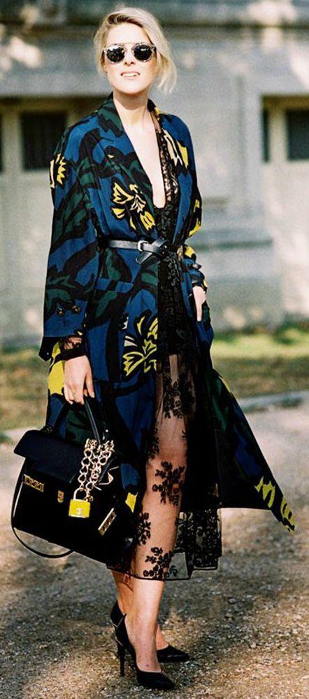 Resultado de imagem para pinterest fashionistas in quimono