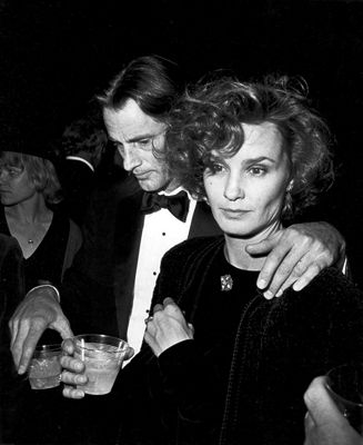 """""""Sam Shepard and Jessica Lange, New York Film Festival, Lincoln Center, 1984"""" © Ron Galella / Staley-Wise Gallery New York"""