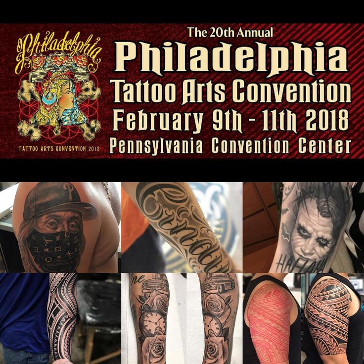 Our next show will be the Philadelphia Tattoo Arts Convention @villainarts the Pennsylvania Convention Center from February 9th-11th. Attending artist will be Mikey @mikeypythons and Steelo @chosen_to_exit Have a few spots available email oceanfronttattoo@gmail.com or DM us.  #philadelphia #philly #pennsylvania #pa #tattooconvention #tattoo #tattoos #inked #tattooed #inkedgirls #inkedguys #instagood  #instadaily #tattedup #tatted #oceanfronttattoo #oceanfront #oft #picoftheday #eastcoast…