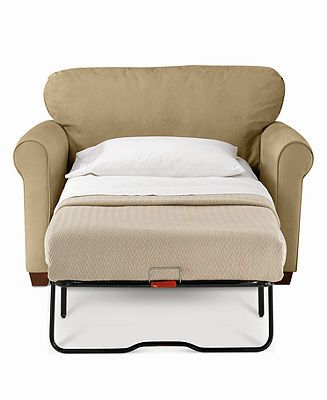 Sasha Sofa Bed, Twin Sleeper - Chairs - furniture - Macy's