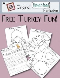 Turkey: Free Turkey Coloring Sheets