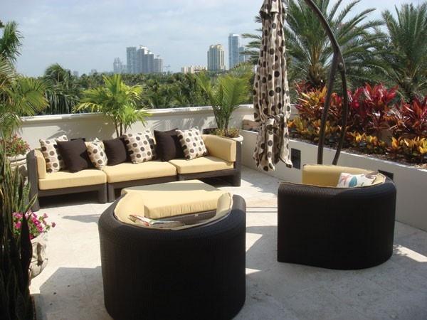 Fisher Island Hotel & Resort in Miami, Florida, USA