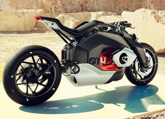 BMW Motorrad Vision DC Roadster: Der Elektroantrieb   – Bikes