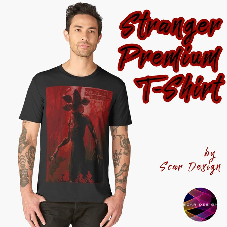 Stranger Premium T-Shirt for TV Show Lovers! #strangerthingstshirt #tshirt #tvshow #theupsidedown #monster #retro #kids  #campus #deals #39  #gifts #giftideas #online #shopping #badass #popular #living #redbubble #campus #streetwear #style #tshirt #cooltshirt #streetstyle #mensfashion #unisex #art #design #womensfashion #swag #cool #awesome #family #giftsforhim #giftsforher #shirt #tee #kids #teen #clothing #apparel #fashion #campusstyle #geek #80s