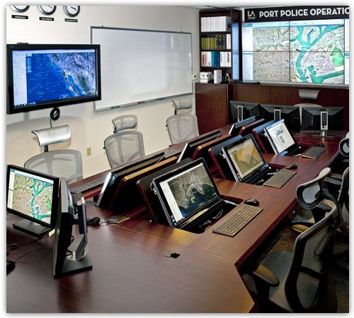 Municipal Emergency Operations Centers