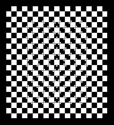 Best AWESOME OPTICAL ILLUSIONS Images On Pinterest Awesome - Fascinating optical illusion disguises 12 black dots right in front of you