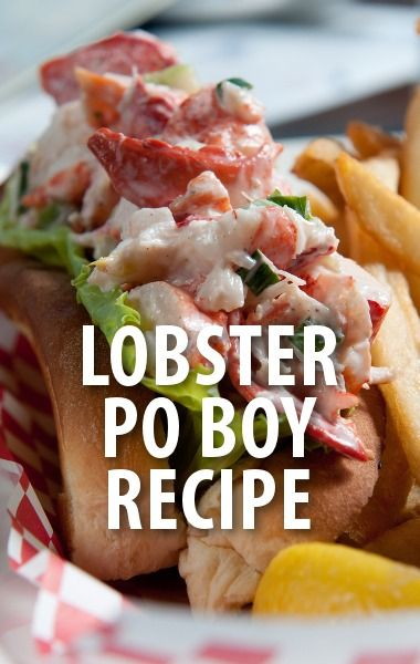 The Talk welcomed G. Garvin to the Food Festival with his Lobster Po Boy Recipe to make you feel like a king. Try it with shrimp or oysters for variety. http://www.recapo.com/the-talk/the-talk-recipes/talk-g-garvin-broiled-lobster-po-boy-recipe-roadtrip-review/
