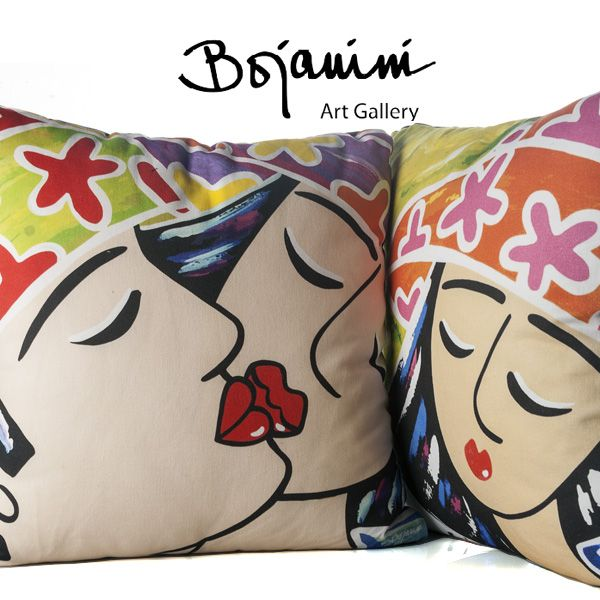 Lleva todo el color y la alegría de la costa caribe a tu casa con los hermosos objetos pintados a mano de Bojanini. http://www.elretirobogota.com/esp/?dt_portfolio=bojanini-art-gallery
