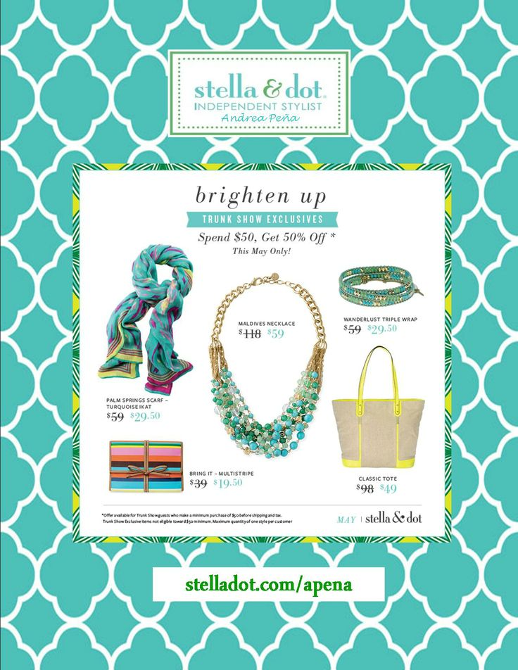 Stella and Dot Lap Pad with Trunk Show Exclusive Offers. Idea from Haughty Dotties.  [Make a lap pad by first purchasing a few inexpensive clearview binders from the store. Cut the binding out (the middle part with the three rings) and use the front and back covers as a make-shift clip board. Use the clearview area to market your business -- slide in the Trunk Show Treasures printout or the Become A Stylist flyer] Don't forget the binder clip! #SDTrunkShow