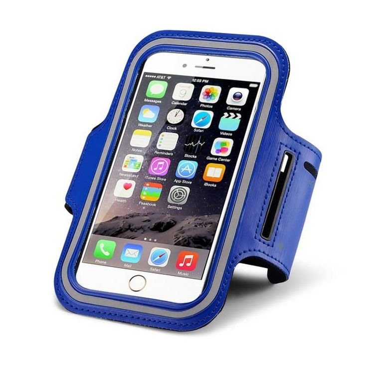 4.7'' Universal Jog Sports Arm Band Gym Running Cover Case for Apple iPhone 6 6s Arm Holder Pouch Phone Case Armbands