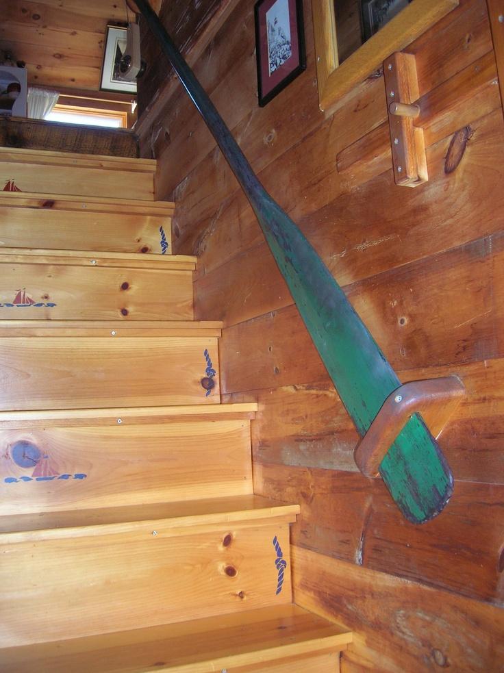 Best 11 Best Birch Railing Images On Pinterest Stairs 640 x 480