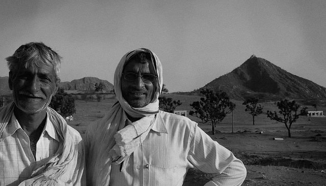 The Wise Men of Bharatpur by Arun Shah Masood, via Flickr