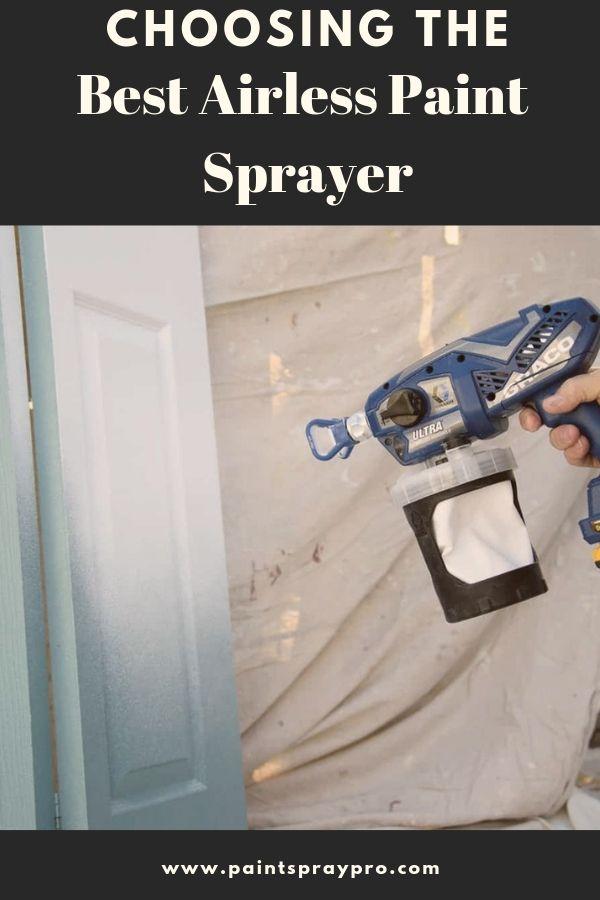 Best Airless Paint Sprayer Paint Sprayer Reviews Best Paint Sprayer Painting Walls Tips