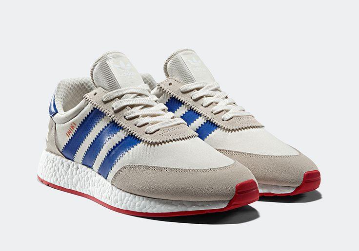 "adidas Originals Iniki Boost Runner ""Pride of The 70's"""