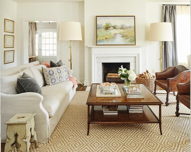 36 Charming Living Room Ideas: 3204 Best Images About Cozy Elegant Living Rooms On