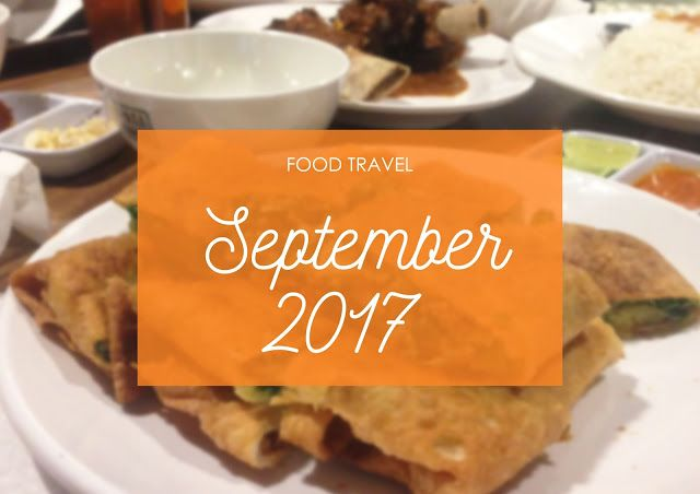My September stories of food :D #FoodTravel #Food #Foodie #KulinerSurabaya