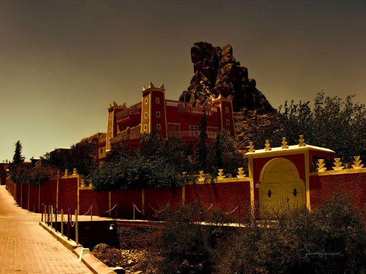 marocco - Marocco-Barrage Zerra