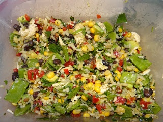 Fiesta Party Salad