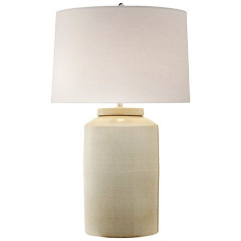 Carter Large Table Lamp In White   Table Lamps   Lighting   Products    Ralph Lauren