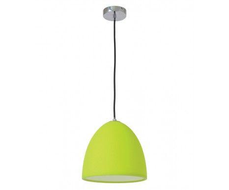 Candy 1 Light Pendant in Lime | Modern Pendants | Pendant Lights | Lighting